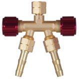 Distribuitor gaz-spliter AC