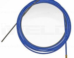 Liner (Bowden) izolat albastru